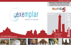 Exemplar supporting Murico5, Mechanics Of Masonry Structures Strengthened With Composite Materials, 28-30 giugno 2017