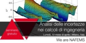 Analisi delle incertezze nei calcoli di ingegneria, Seminario di Sensibilizzazione, 10 Aprile 2017