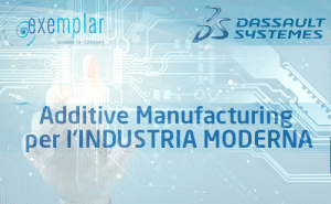 Read more about the article Exemplar @ Additive Manufacturing for the MODERN INDUSTRY, 9th November 2018, Torino, Italy
