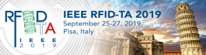 IEEE International Conference on RFID ­­­Technology and Applications, September 25-27, 2019, Pisa