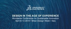 Read more about the article April 8-14 2019 | DESIGN IN THE AGE OF EXPERIENCE Worldwide Conference for Sustainable Innovation | Milan Design Week, Italy