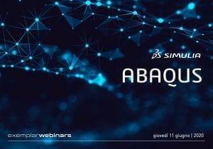 Exemplar Webinars: SIMULIA ABAQUS | Thursday, 11th June 2020