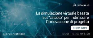 """La simulazione virtuale basata sul """"calcolo"""" per indirizzare l'innovazione di progetto"""