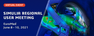 Register now for this year's EuroMed SIMULIA Regional User Meeting!