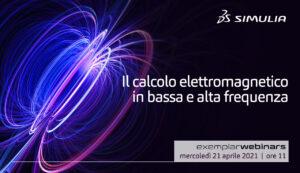 Il calcolo elettromagnetico in bassa e alta frequenza