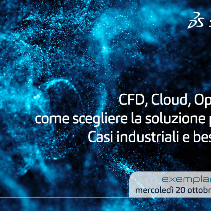 CFD, Cloud, Open Source: how to choose the most suitable solution? Industrial cases and best practices
